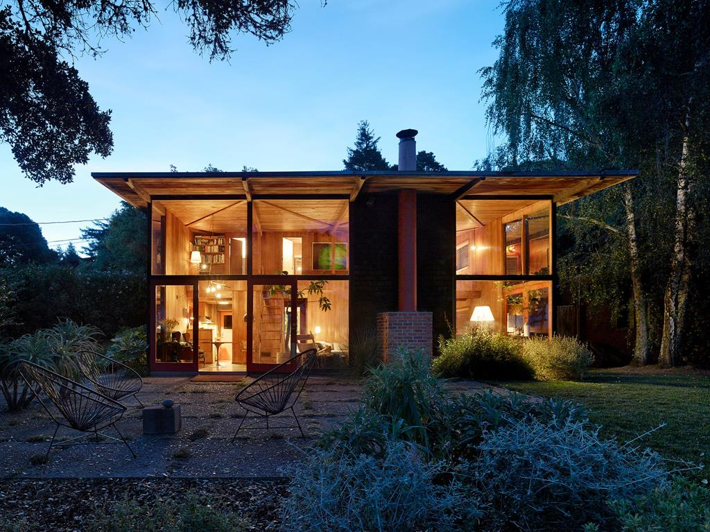 Деревянный дом из кедра