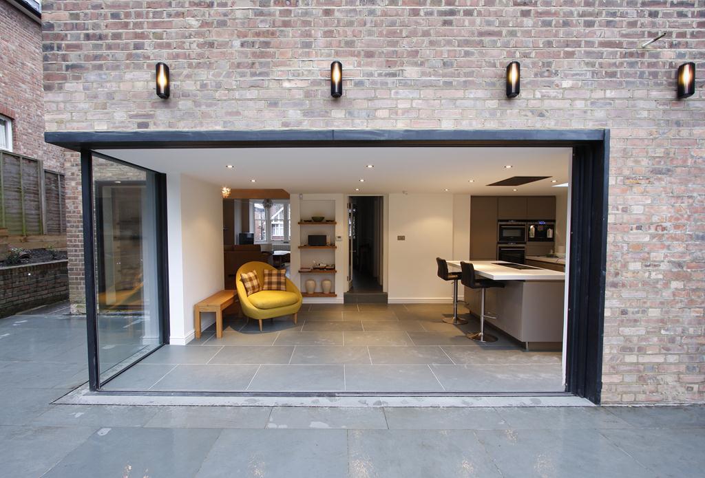 как сделать раздвижные окна из поликарбоната
