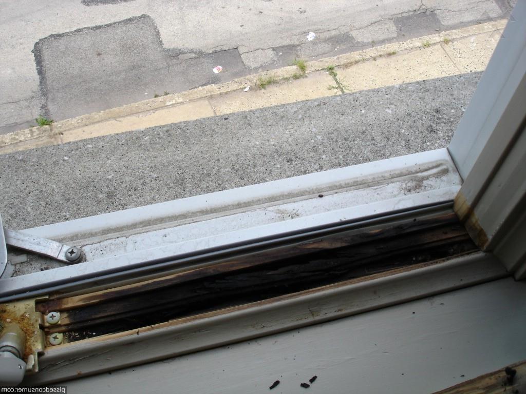 провисло пластиковое окно как отрегулировать