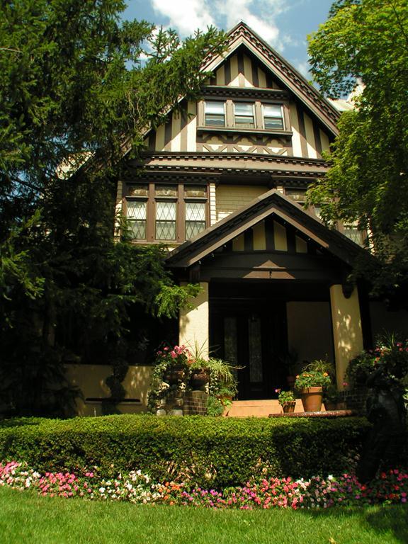 стандартные окна для загородных домов