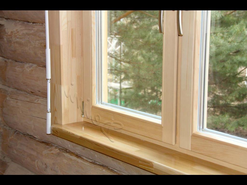 чем лучше красить деревянные окна