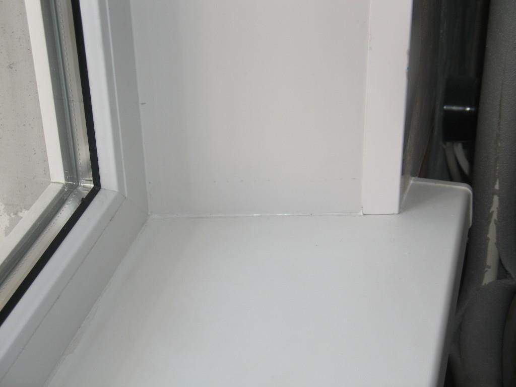 пластиковые панели для откосов окон