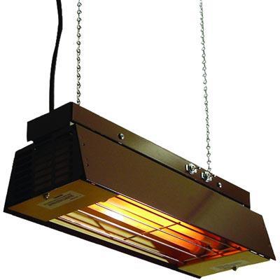 Отопление теплицы инфракрасным обогревателем