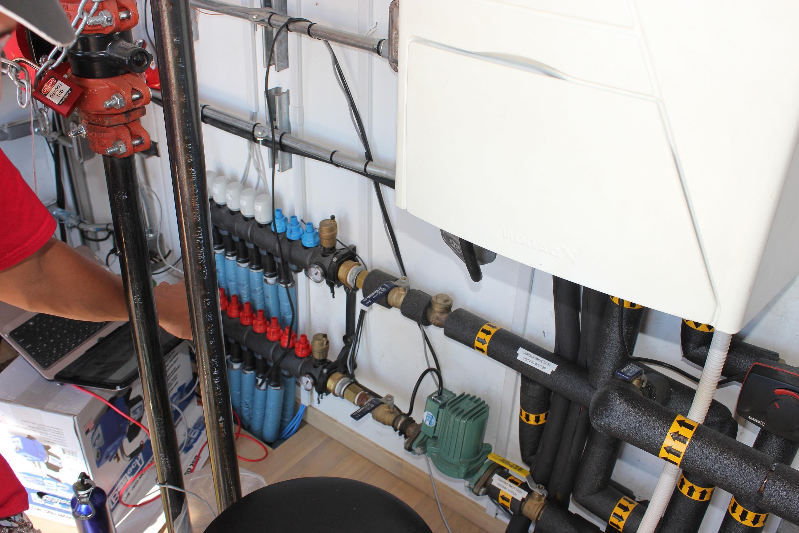 Новейшие системы отопления частного дома