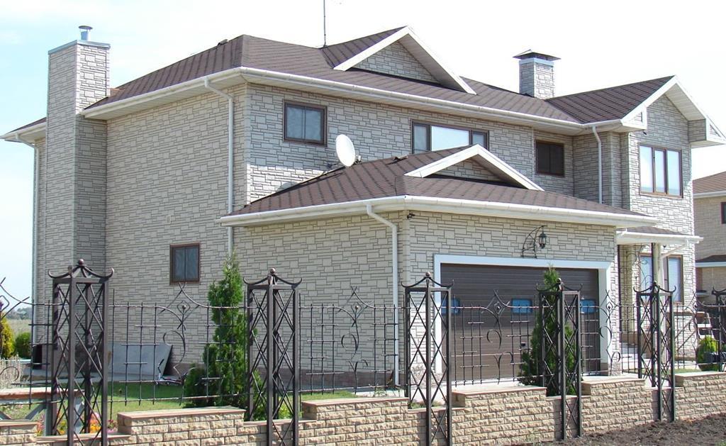 чем отделать фасад каркасного дома снаружи