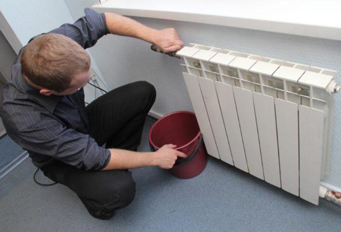 Причины течи радиатора отопления