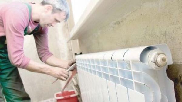 устранение течи радиатора отопления своими руками