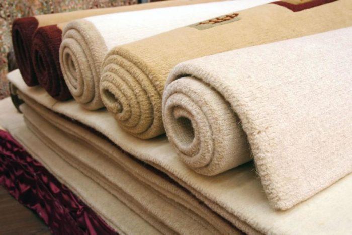 Разновидность ковров на пол